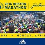 Boston Marathon Plakat