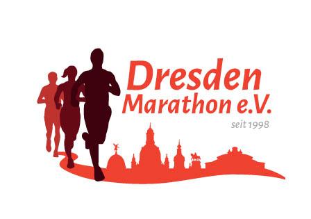 Dresden Marathon eV Logo Kopie