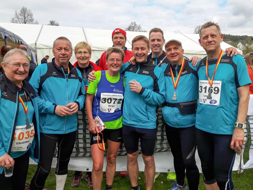 Vereinsausflug Marathon-Verein Dresden