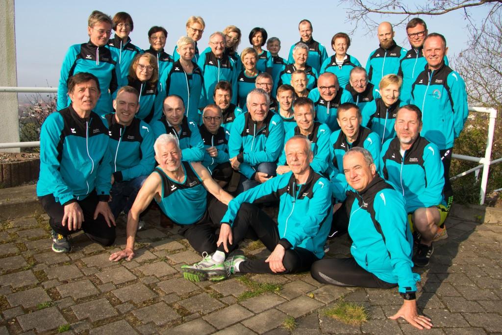 Ausflug Marathon-Verein Dresden